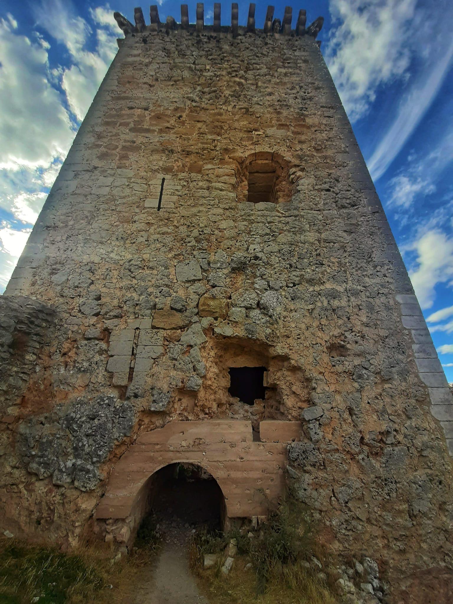 torre_del_homenaje_castillo_de_ucero