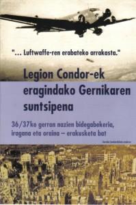 Kartela Legión Condor erakusketa
