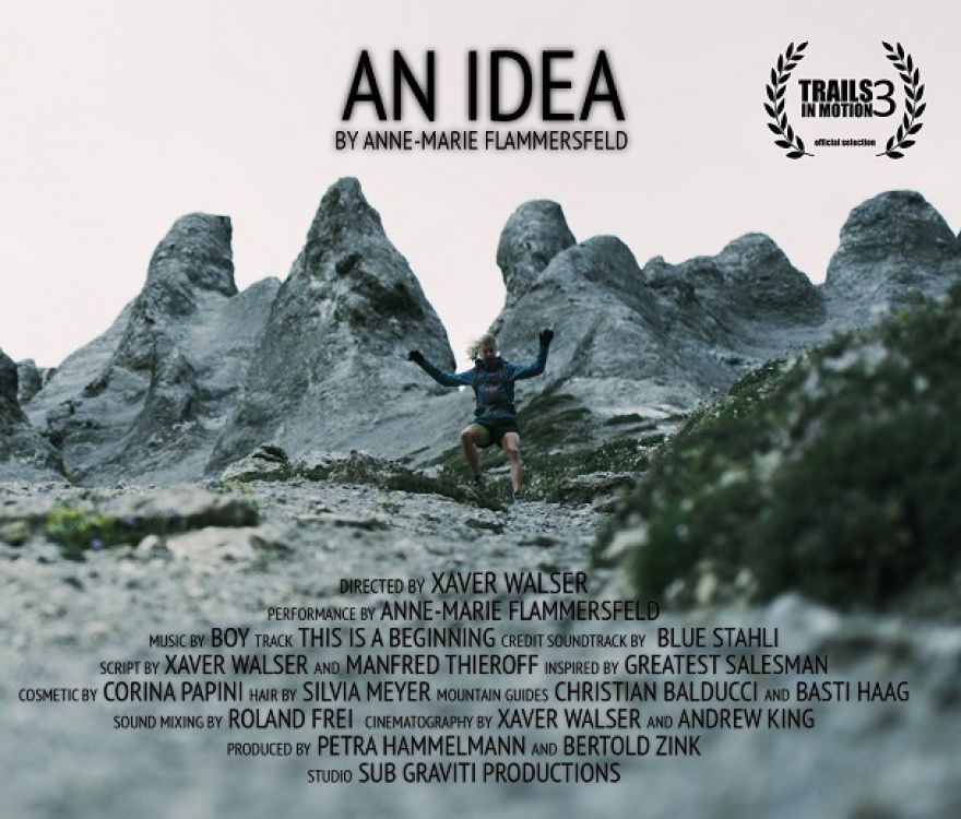 """An idea"" Trails in motion"