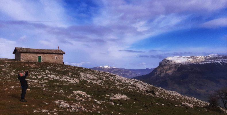 Ermita de San Adrián y Beriain