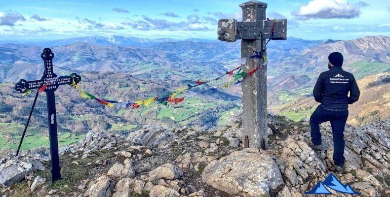 Cima Monte Hernio Turismo Vasco
