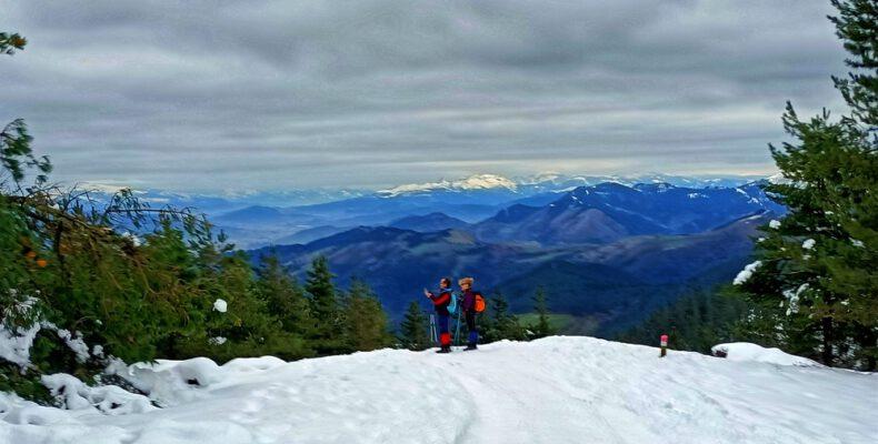 Vista desde Alta Galdames